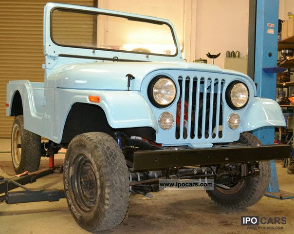 Jeep  CJ5 V8 Laredo 1977 Vintage, Classic and Old Cars photo