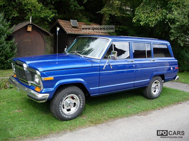 Jeep  Cherokee 1978 Vintage, Classic and Old Cars photo