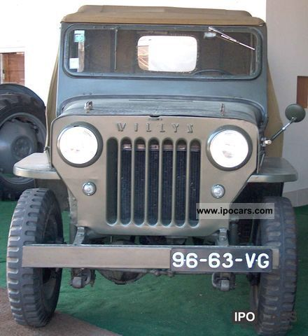 Jeep  Willys 1959 Vintage, Classic and Old Cars photo