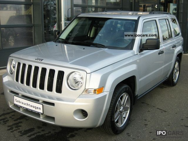 Jeep  Patriot 2.4 Sport + with LPi ECO-LPG system 2008 Liquefied Petroleum Gas Cars (LPG, GPL, propane) photo