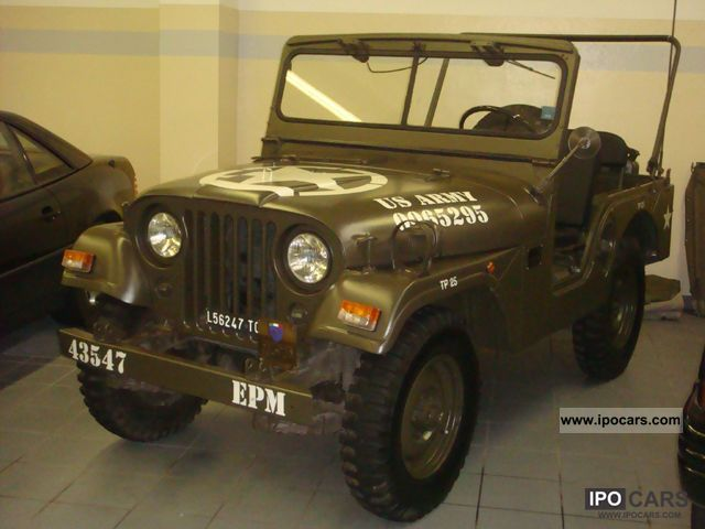 Jeep  1953 Willys 1953 Vintage, Classic and Old Cars photo