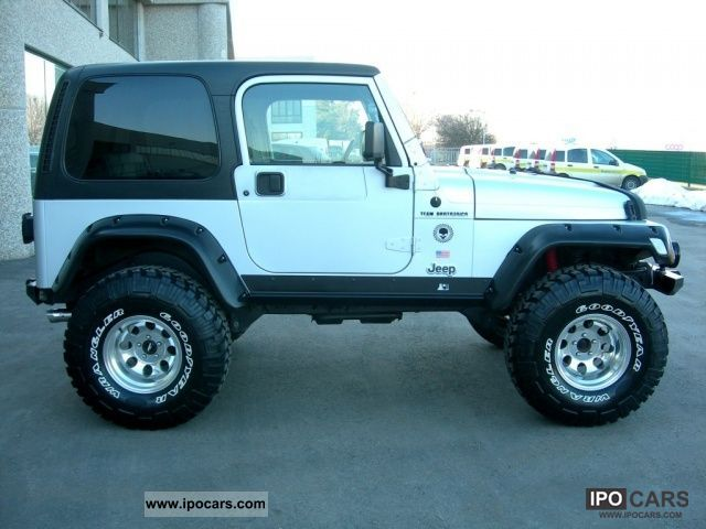 2002 jeep wrangler tj 4000 car photo and specs. Black Bedroom Furniture Sets. Home Design Ideas