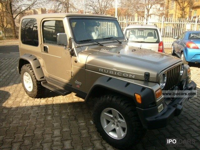 2004 jeep wrangler 4 0 rubicon cat car photo and specs. Black Bedroom Furniture Sets. Home Design Ideas