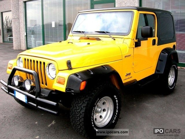 Jeep  Wrangler tj 4000 speak English 2006 Liquefied Petroleum Gas Cars (LPG, GPL, propane) photo