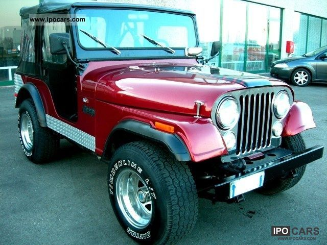 Jeep  CJ-5 5000 v8 nuova 1973 Vintage, Classic and Old Cars photo