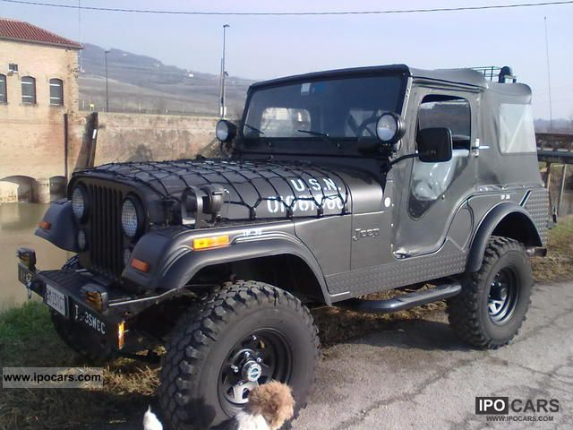 Jeep  CJ 5 1972 Vintage, Classic and Old Cars photo