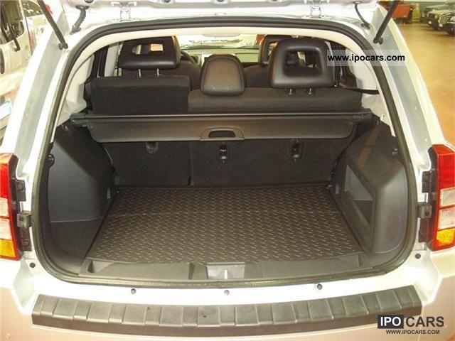 2009 jeep compass 2 0 crd sport 140 cv