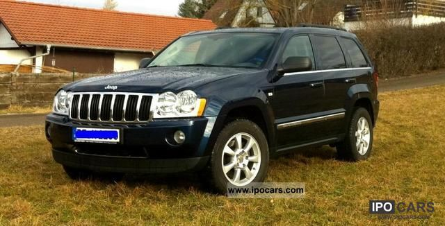 2006 Jeep  3.0 CRD Limited Navi Leather DPF AHK guarantee VAT Off-road Vehicle/Pickup Truck Used vehicle photo