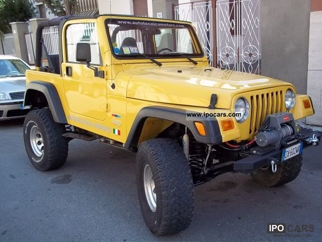 2002 jeep wrangler 4 0 sport cat car photo and specs. Black Bedroom Furniture Sets. Home Design Ideas