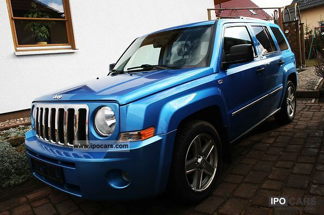 2009 Jeep  Patriot 2.4 Limited CVT Off-road Vehicle/Pickup Truck Used vehicle photo