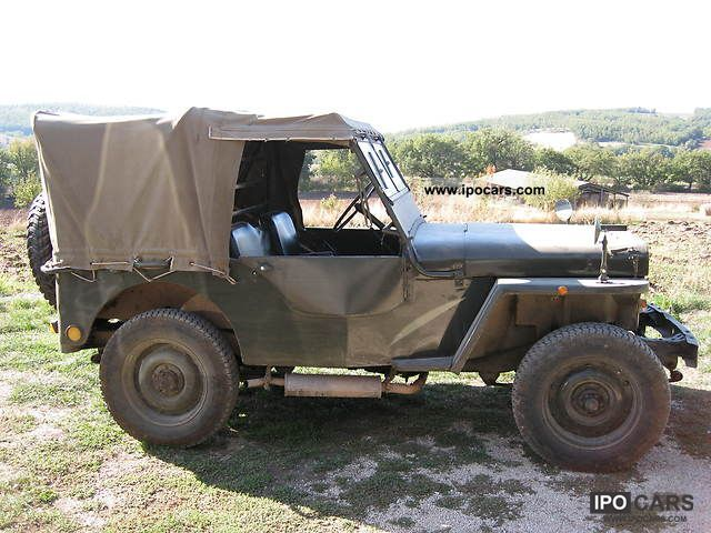 Jeep  Willys CJ6 1968 Vintage, Classic and Old Cars photo