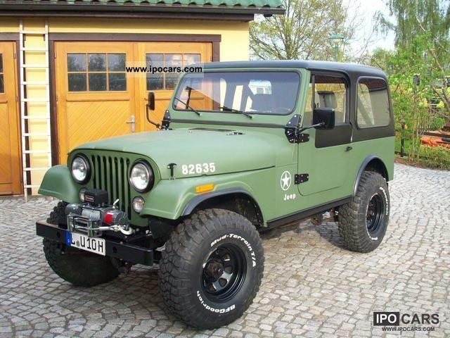 1979 Jeep  CJ7 V8 automatic Quadratrac Off-road Vehicle/Pickup Truck Used vehicle photo