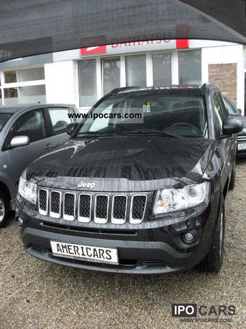 2012 jeep compass 2 4 4x4 sport car photo and specs. Black Bedroom Furniture Sets. Home Design Ideas