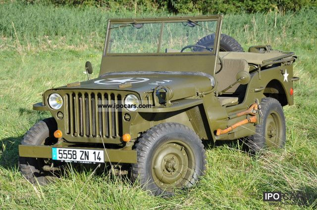 Jeep  Willys 1954 Vintage, Classic and Old Cars photo