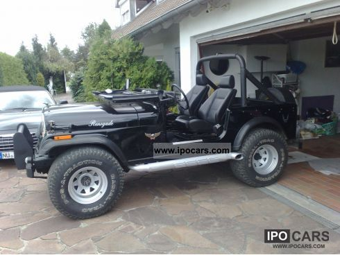 Jeep  CJ 7-V 8 maintained with Leather interior 1979 Vintage, Classic and Old Cars photo