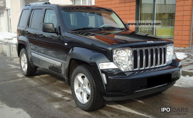 2009 Jeep  Cherokee 2.8 CRD Auto, Limited, Navi, leather Off-road Vehicle/Pickup Truck Used vehicle photo