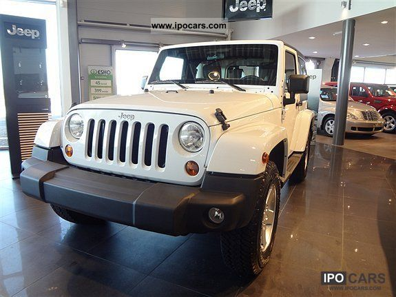 2011 Jeep  Wrangler 3.8 Sahara Auto EU vehicle Off-road Vehicle/Pickup Truck New vehicle photo