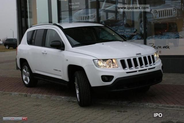 2011 Jeep Compass Limited 2 0l Nowy Car Photo And Specs