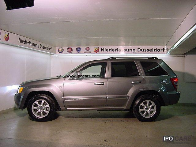 2009 jeep grand cherokee 3 0l v6 crd overland car photo and specs. Black Bedroom Furniture Sets. Home Design Ideas