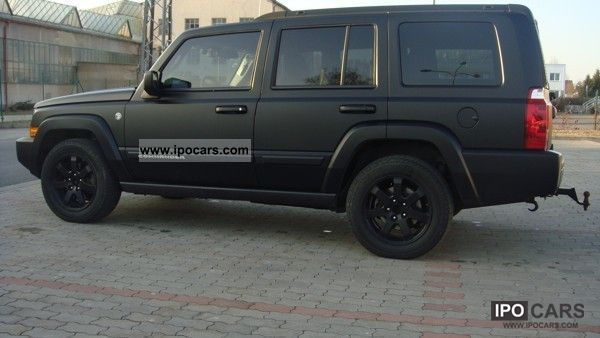 Jeep  Commander 5.7 V8 HEMI Auto Overland 2008 Liquefied Petroleum Gas Cars (LPG, GPL, propane) photo