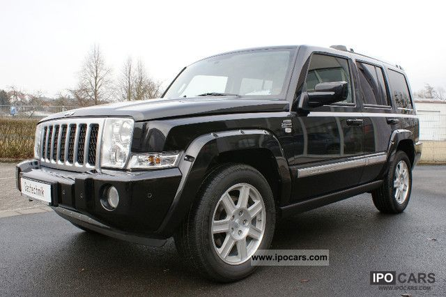 Jeep  Commander 5.7 V8 HEMI Overland / LPG GAS TECHNOLOGY 2008 Liquefied Petroleum Gas Cars (LPG, GPL, propane) photo