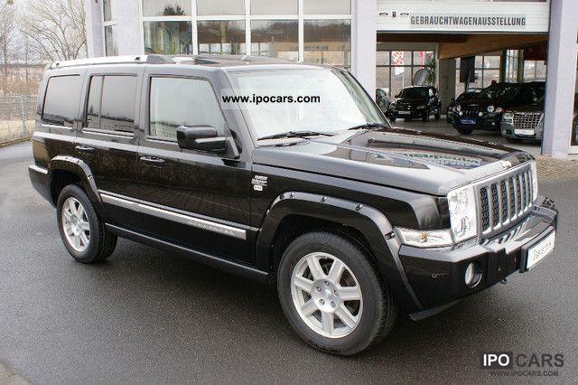 2008 jeep commander 5 7 v8 hemi overland lpg gas. Black Bedroom Furniture Sets. Home Design Ideas