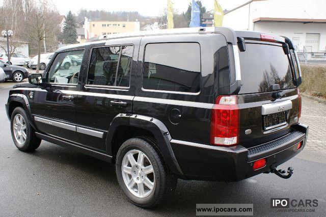 2008 jeep commander limited hemi