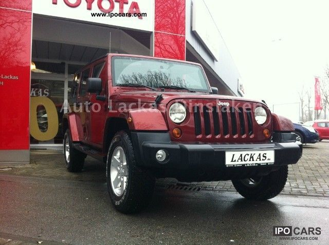 2011 Jeep  Wrangler 5-D hardware Top3.8Autom + PRINS-GAS € 32,490 Off-road Vehicle/Pickup Truck Used vehicle photo