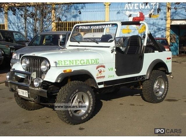 1979 Jeep  OTHER 5000 v8 Off-road Vehicle/Pickup Truck Classic Vehicle photo