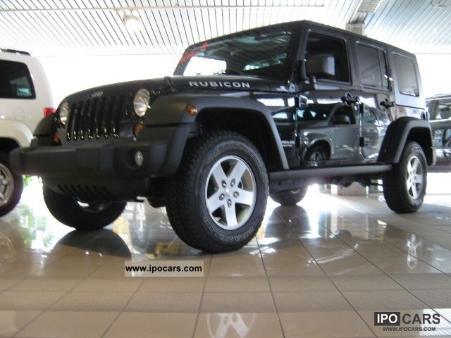 2011 Jeep Wrangler Unlimited Rubicon 8 3 Car Car Photo And Specs