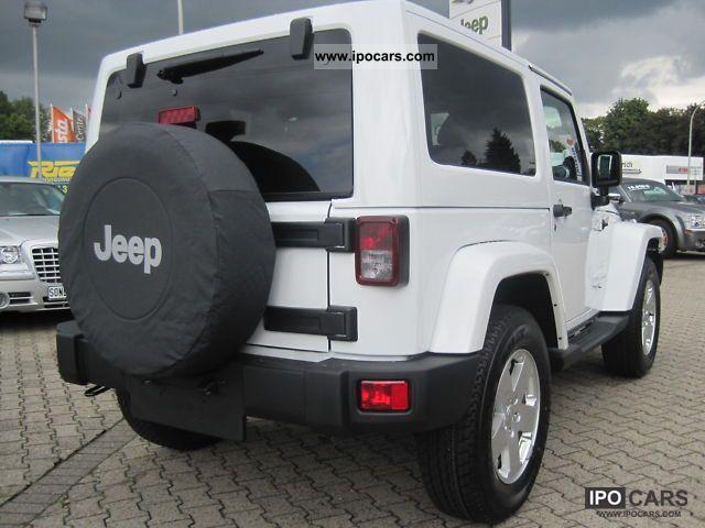 2011 Jeep  * Wrangler 2.8 CRD Sahara HardTop * Reversing Camera * Off-road Vehicle/Pickup Truck Used vehicle photo