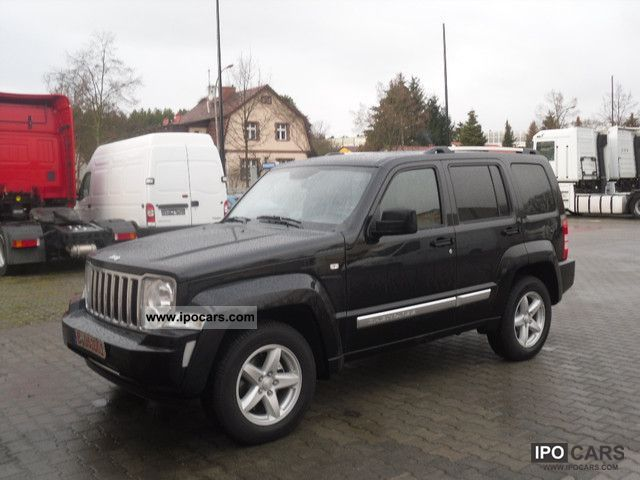 2012 Jeep  2.8 CRD Limited Auto Vollaus.Leder.Schieb Off-road Vehicle/Pickup Truck Used vehicle photo