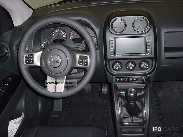 2012 jeep compass limited 2.2 crd 4x4 6mt crd 163hp - car photo and