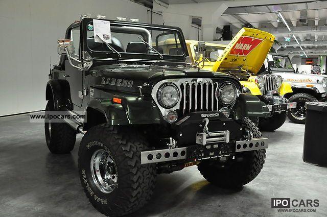 1983 jeep cj7 specs