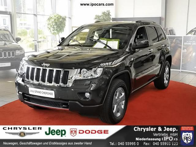 2012 Jeep Grand Cherokee 30l V6 Crd Limited Car Photo And Specs