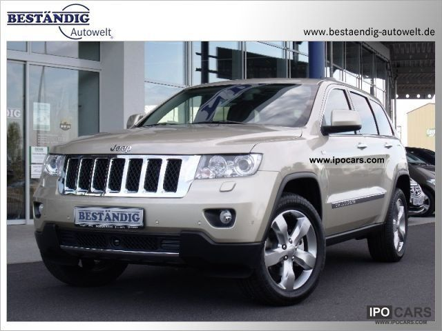 2012 jeep grand cherokee crd overland 3 0i immediate psd car photo and specs. Black Bedroom Furniture Sets. Home Design Ideas