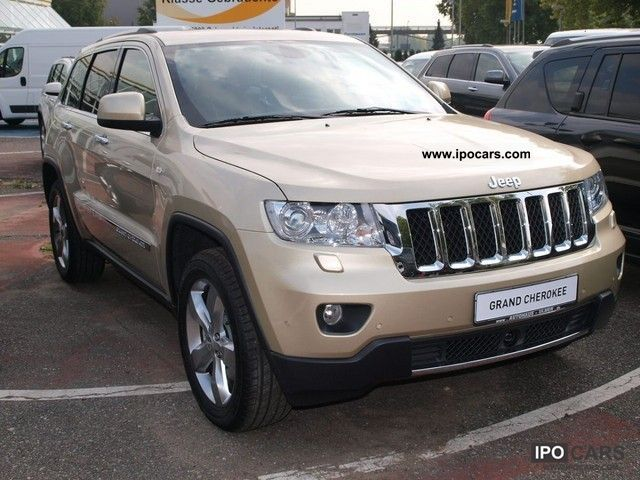 2012 jeep grand cherokee 3 0 crd overland immediately available car photo and specs. Black Bedroom Furniture Sets. Home Design Ideas