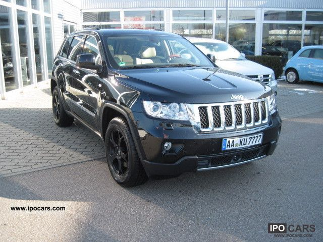 2012 jeep grand cherokee overland 3 0l crd car photo and specs. Black Bedroom Furniture Sets. Home Design Ideas
