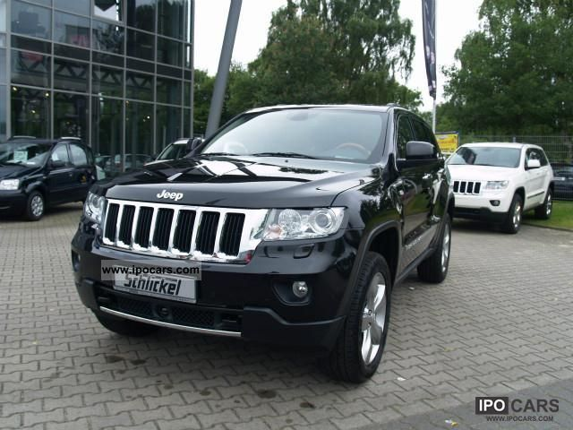 Jeep grand cherokee 3 0 v6 crd overland