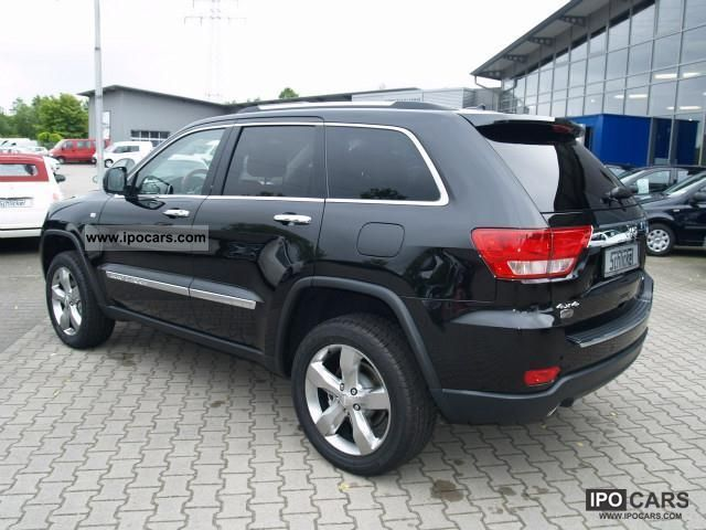 2012 jeep grand cherokee 3 0 v6 crd overland car photo and specs. Black Bedroom Furniture Sets. Home Design Ideas