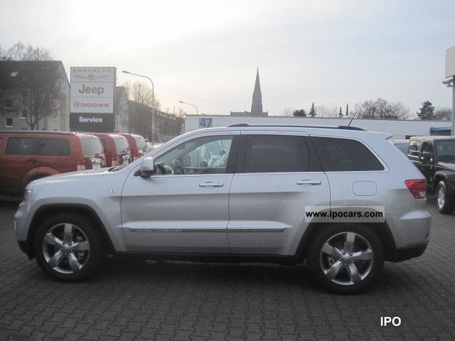2012 jeep grand cherokee crd auto overland 3 0i 2012 car photo and specs. Black Bedroom Furniture Sets. Home Design Ideas