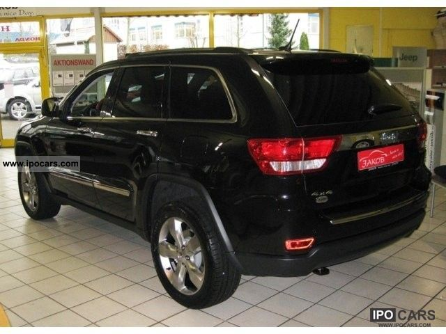 2012 jeep grand cherokee 3 0 crd overland car photo and specs. Black Bedroom Furniture Sets. Home Design Ideas