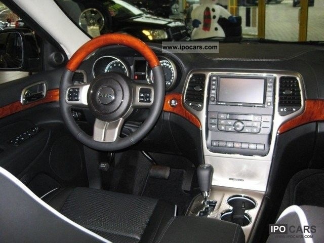 ... 2012 Jeep Grand Cherokee 3.0 CRD Overland Off Road Vehicle/Pickup Truck  Pre