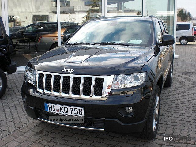 2012 jeep grand cherokee 3 0 crd overlan car photo and specs. Black Bedroom Furniture Sets. Home Design Ideas