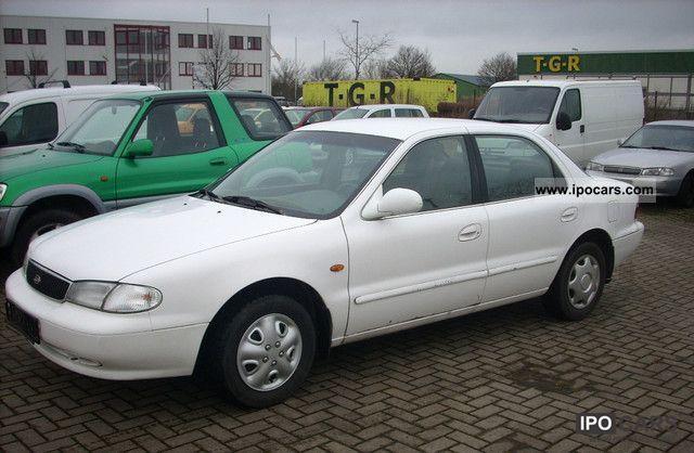 1999 Kia  Clarus 1.8 Automatic Limousine Used vehicle photo