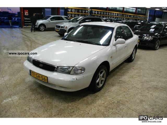 1998 Kia  Clarus 1.8I Limousine Used vehicle photo