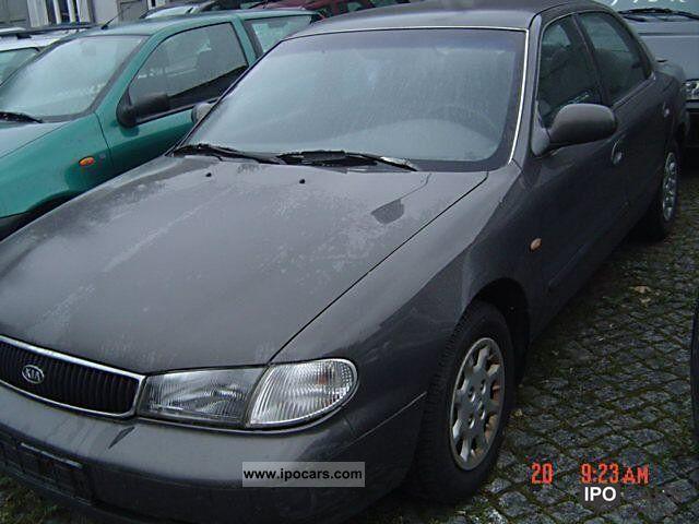 1997 Kia  Clarus 1.8 Limousine Used vehicle photo