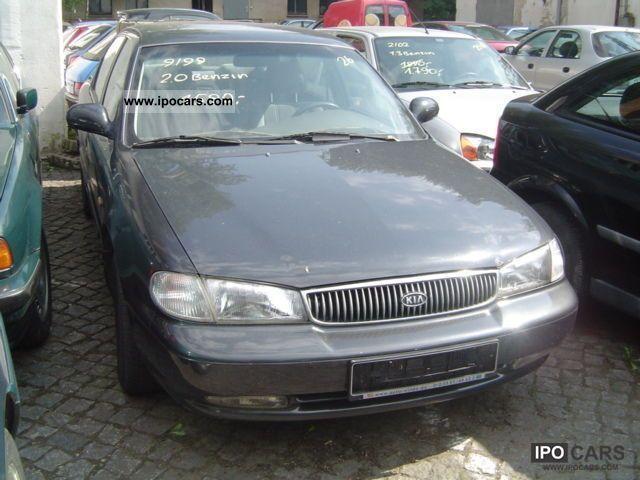 1999 Kia  CLARUS / 2.0 / EURO 2 Limousine Used vehicle photo