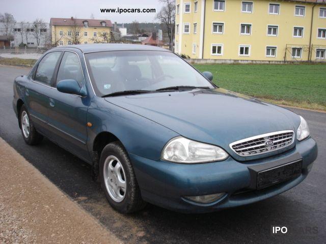 2001 Kia  Clarus GLX Limousine Used vehicle photo