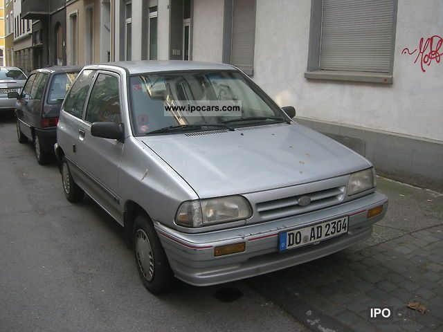 1995 Kia  automatic Small Car Used vehicle photo